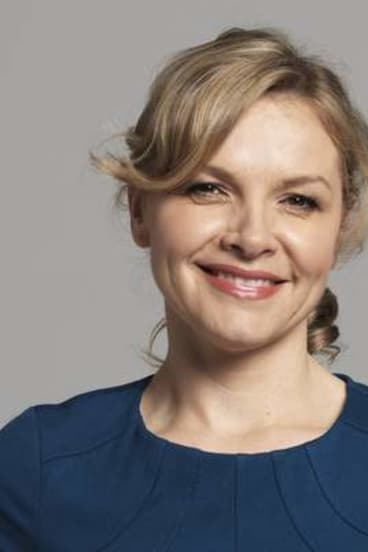 Contender: <i>Tangle's</i> Justine Clarke earned an Astra nomination.
