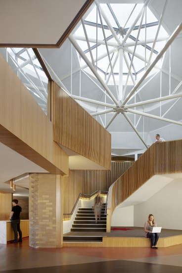 The Ormond College Academic Centre.