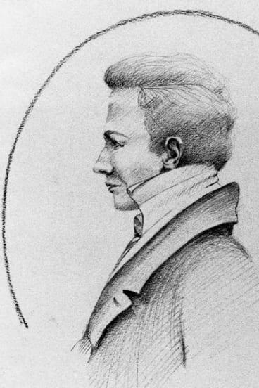 Lieutenant William Dawes.