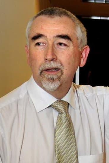 Former ACT Liberal senator Gary Humphries.