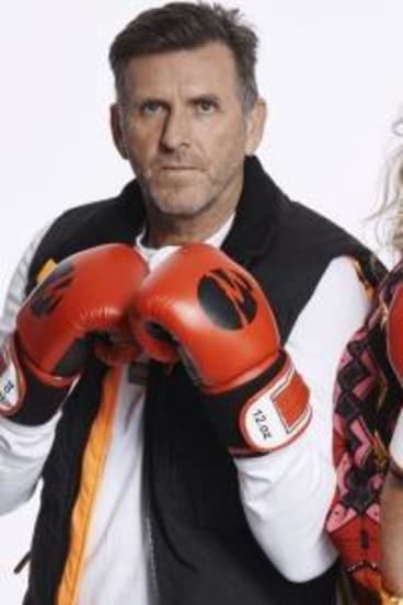 Punch on ... Michelle and Steve off Reno Rumble.
