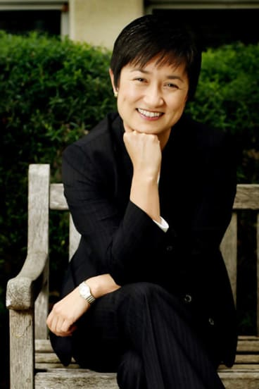 Penny Wong: Calm and pragmatic, but faces a formidable task on climate change.