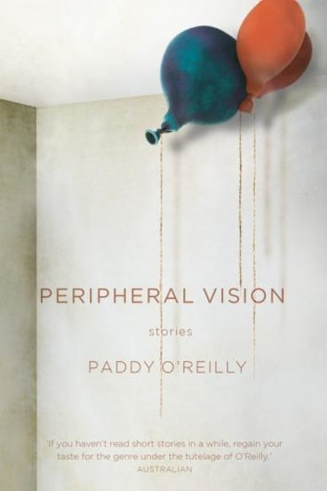 Peripheral vision by Paddy O'Reilly.