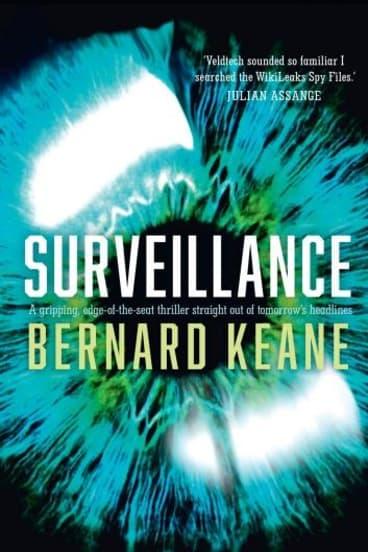 <i>Surveillance</i>, by Bernard Keane.