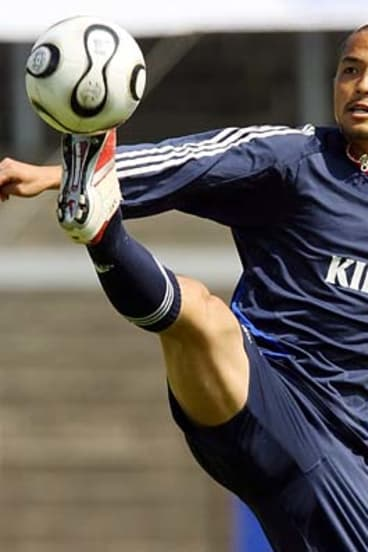 Shinji Ono ... favoured over Michael Ballack by the Wanderers.