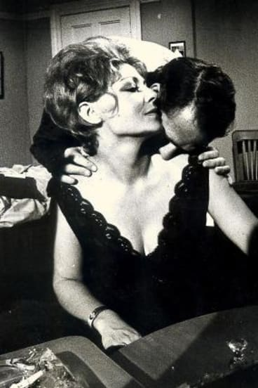 Elaine Lee and Norman Yemm in <i>Number 96</i>.