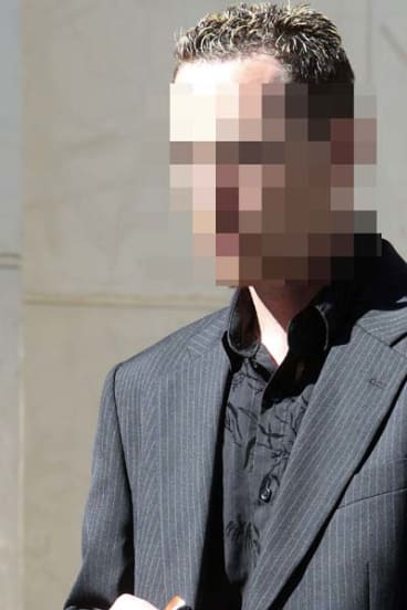 """""""Graphic images"""" . . . one of the accused men."""