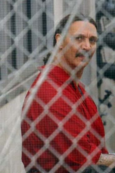 Reprieve ... convicted killer Gary Haugen's execution will not go on as scheduled next month.