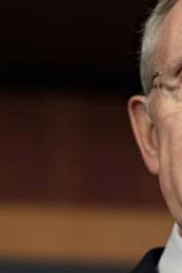 """Senator Harry Reid ... """"The ... policy is clear that Yucca is not coming back."""""""