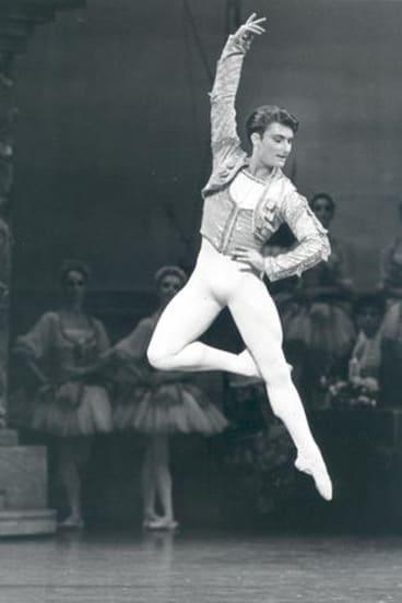 David McAllister in Don Quixote, 1993.