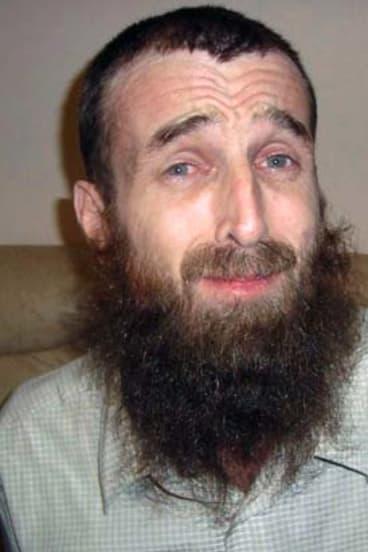 Nigel Brennan after his release in Somalia.