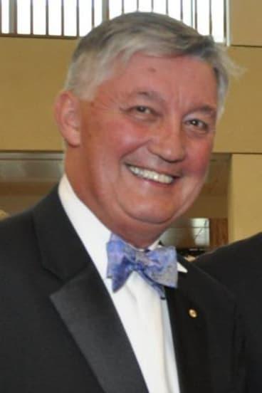 Former ACTEW managing director  Mark Sullivan.