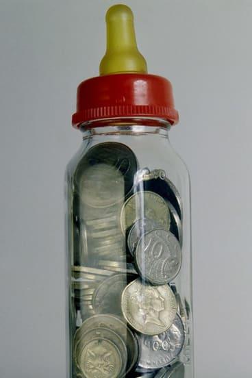 Start saving your baby bucks.