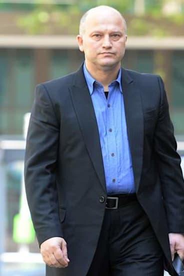 Peter Doulis.