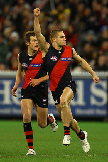 David Zaharakis has claimed the Crichton Medal.