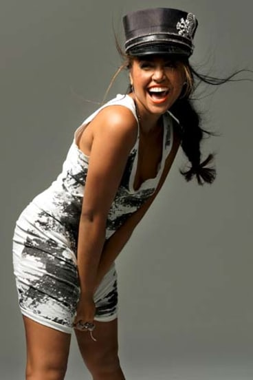 Pop princess ... Jessica Mauboy wants her fans to get to know the real her.