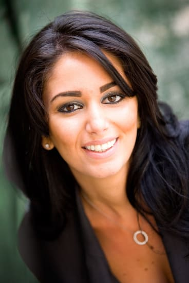 Ayda Shabanzadeh, director of Brisbane property investment advisors Grow Consulting.