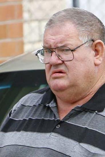 Sex offender: Robert Holland.