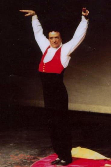 Mixed career: As Lorca, Faulkner was a proficient flamenco dancer.