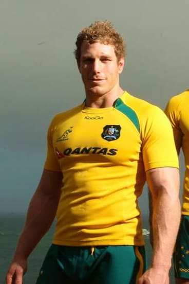 Wallabies captaincy candidate David Pocock says he is purely focused on the Brumbies.