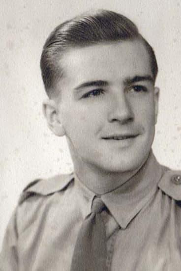 Went missing during a raid: Ron Eagleton.