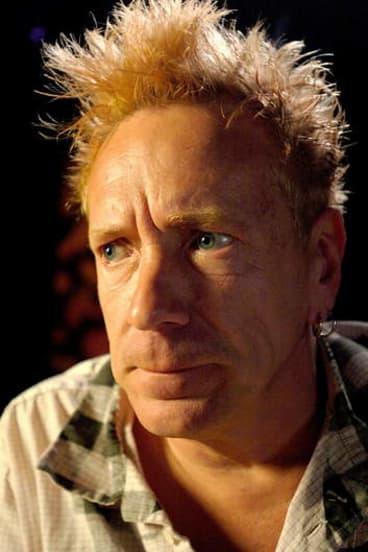 Thatcher's musical nemesis: John Lydon, aka Johnny Rotten.