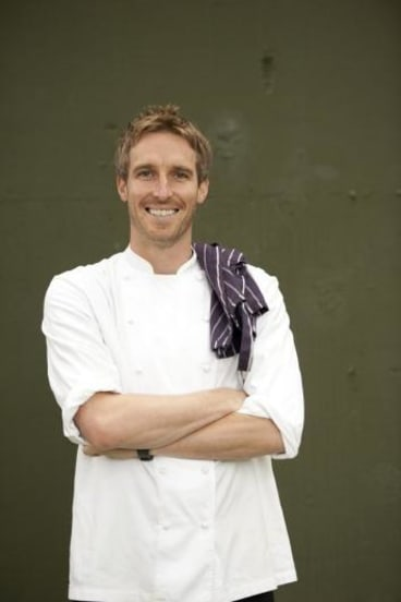 Returning: Chef Darren Robertson from Recipe to Riches.