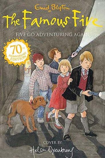 A 70th anniversary edition cover.