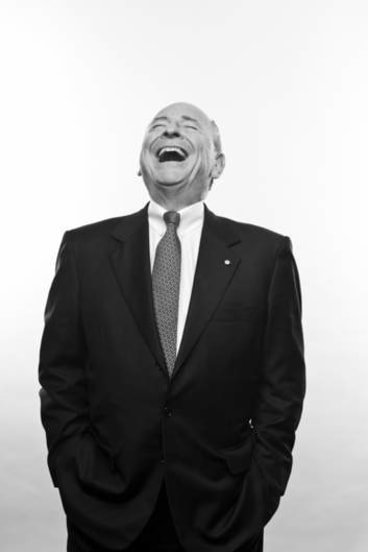 """Just because people are in authority, it doesn't mean you should believe what they say"":  Maurice Newman."