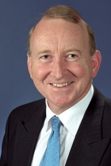 Sports lover: Australia's high commissioner to South Africa, Graeme Wilson, has passed away.