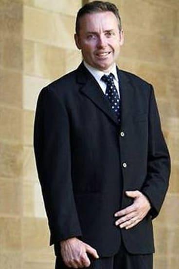 LNP MP Sean Choat.