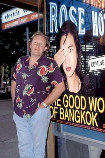 Dennis O'Rourke, documentary filmmaker of <i>The Good Woman of Bangkok</i>.
