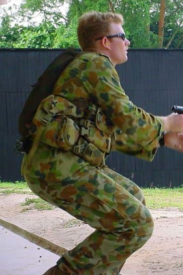 In combat as Matthew Clinch.