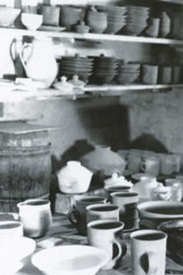 Potter of Portobello Road: Gwyn Hanssen Pigott in 1961.