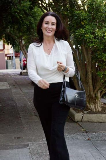 Daily Telegraph darling: Miranda Devine.