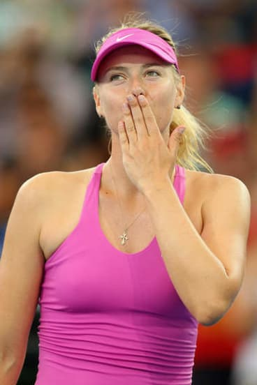 Partner Maria Sharapova: Dimitrov is not surprised at the interest in his love life.