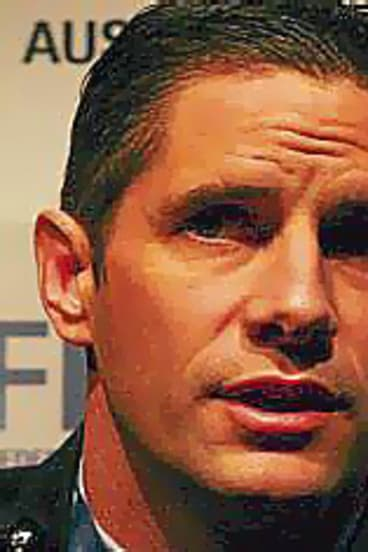 Australian Federal Police chief of staff Roman Quaedvlieg who has been investigated over claims dating back four years.