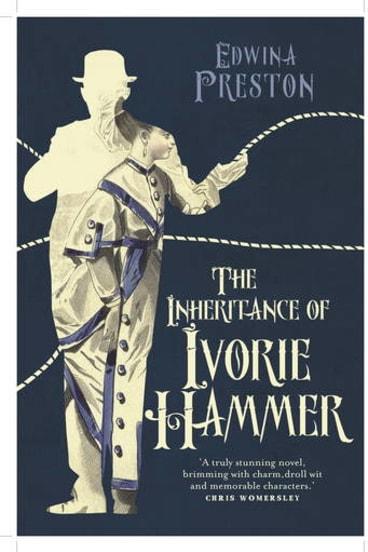 <i>The Inheritance of Ivorie Hammer</i> by Edwina Preston.