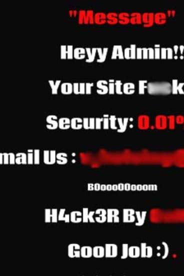 Crikey hacked - Mumbrella