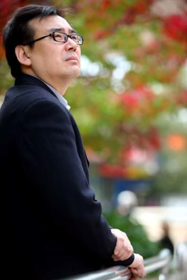 Activist . . . Yang Hengjun claimed he was being followed before he disappeared.