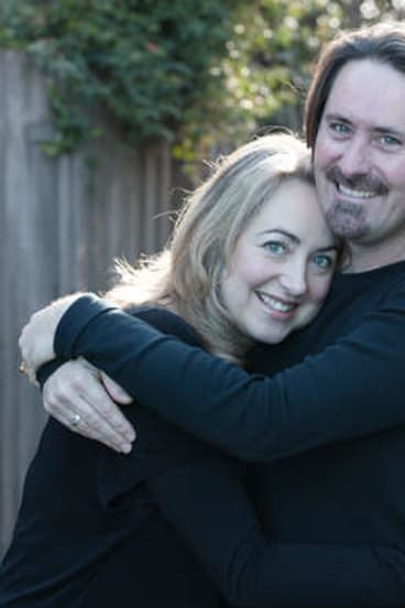 Durham and husband Greg, who wrote the hit song <i>Happy Birthday Helen</i>.