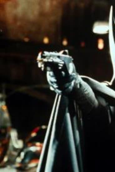 Dark: Elfman and Burton couldn't agree on <em>Batman Returns</em>.