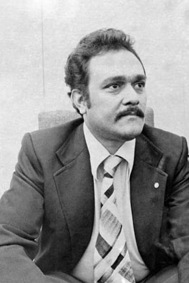 Fighter … Joao Carrascalao in Sydney in 1975. He was the leader of the conservative Timorese Democratic Union, which started the civil war in Portuguese Timor that eventually led to Indonesia's invasion.