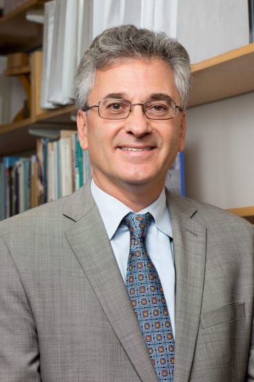 US youth justice expert Vincent Schiraldi is in Melbourne this week.