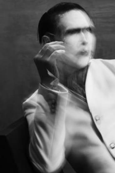 Industrial sheen: Marilyn Manson, The Pale Emperor.