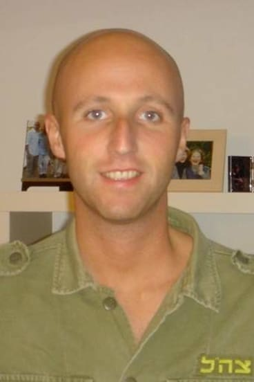 Before the fall … Ben Zygier in his Israel Defence Forces uniform.