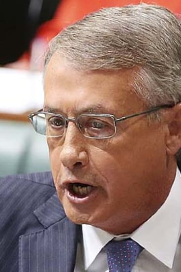 Not out of the question... Wayne Swan did not rule out possible changes to the mining tax after it only raised $126 million over its first 6 months.