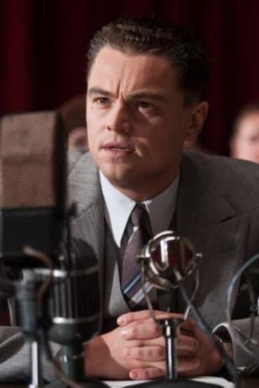 Un-American activities: Leonardo DiCaprio as FBI director J. Edgar Hoover in <i>J. Edgar</i>.