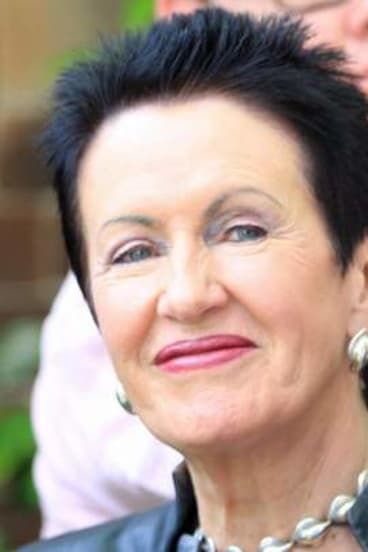 Chance of shrinking support: Sydney lord mayor Clover Moore.