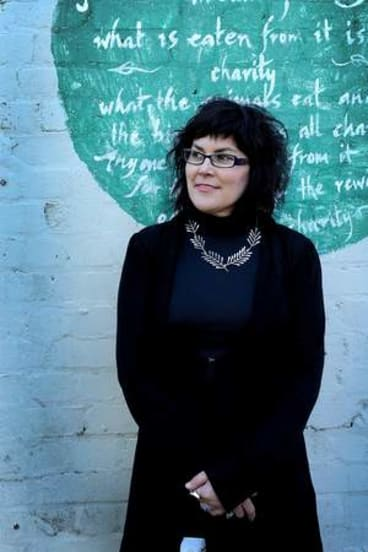 Valentine rules: Playwright Alana Valentine is three times a winner at the Australian Writers Guild awards and screenwriter Andrew Knight rakes up another.
